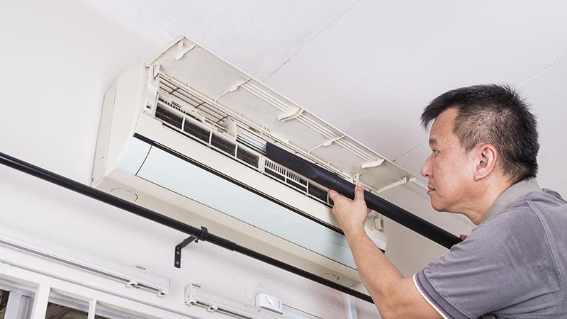 Mantenha o seu ar condicionado limpo e evite problemas de saúde.