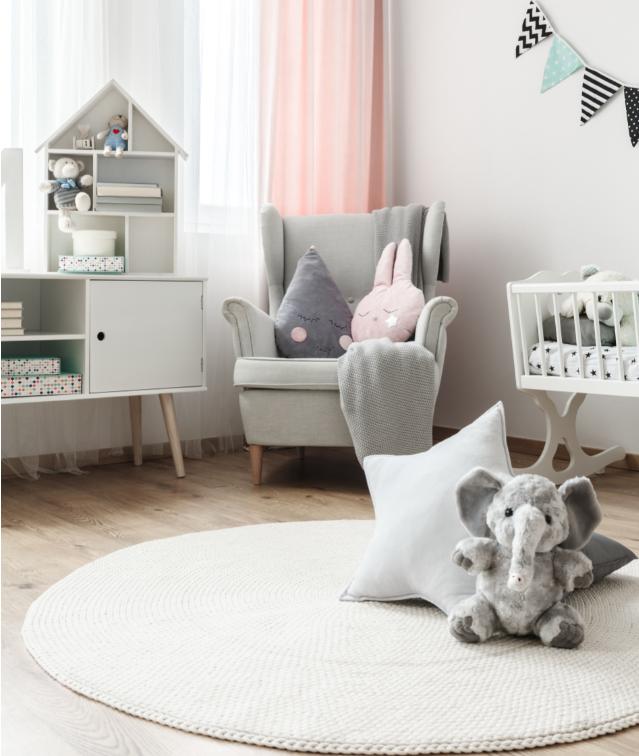 Decoração para o quarto do seu bebê