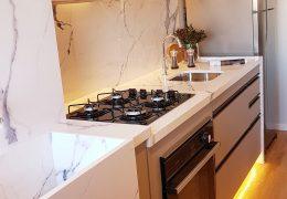 A modernidade na cozinha.