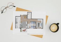 Tipologias de plantas de condomínios
