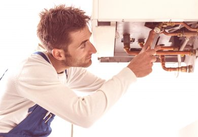Como é planejado o sistema de gás nos condomínios?