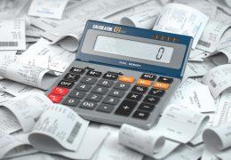Planejamento: Financiamento do apartamento junto com outras contas.