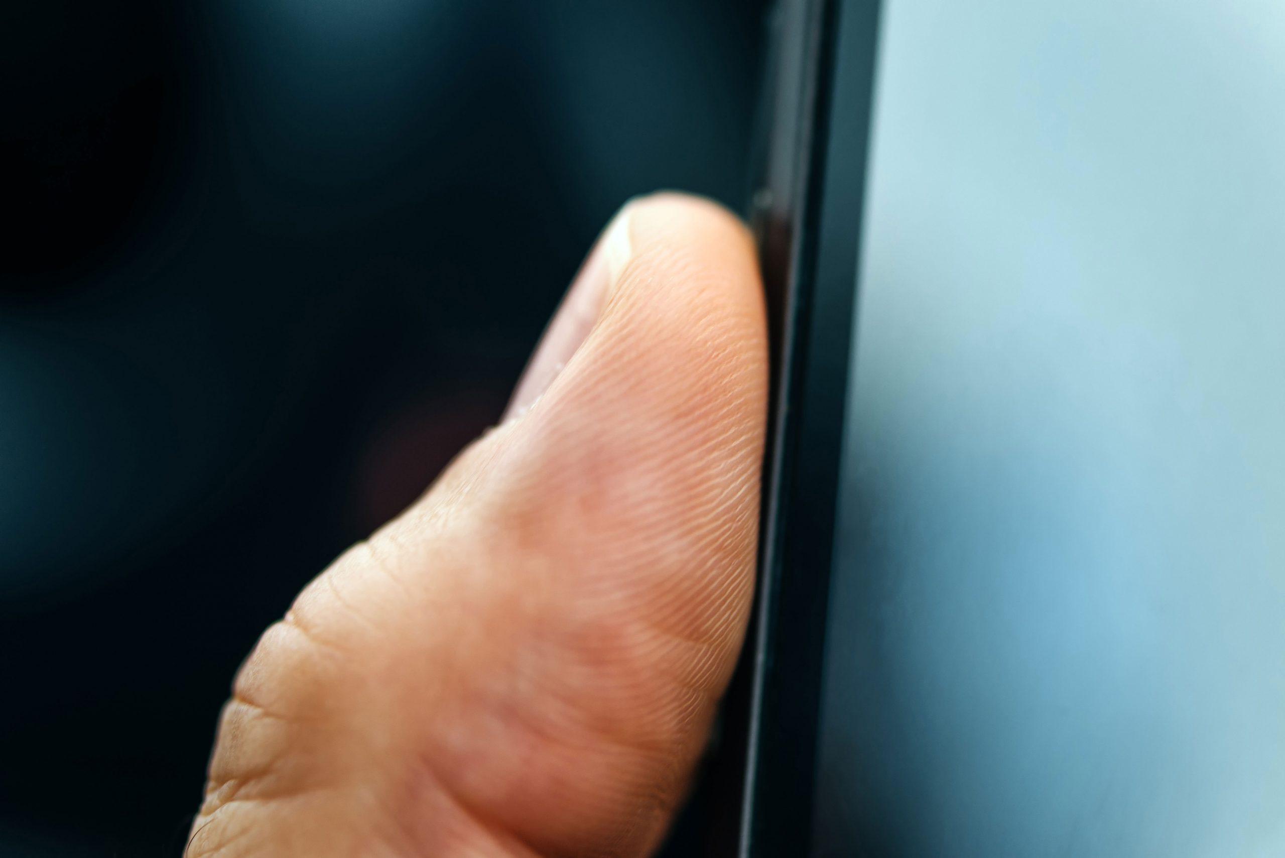 Portaria com biometria, a tecnologia na sua entrada e saída.