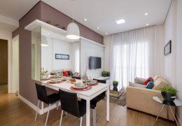 Entre a cozinha e o living: como deixar este espaço moderno e usual?